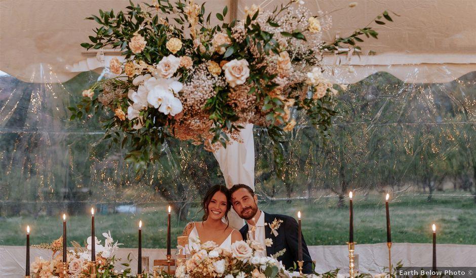 Bryan and Courtney's Wedding in Sedona, Arizona