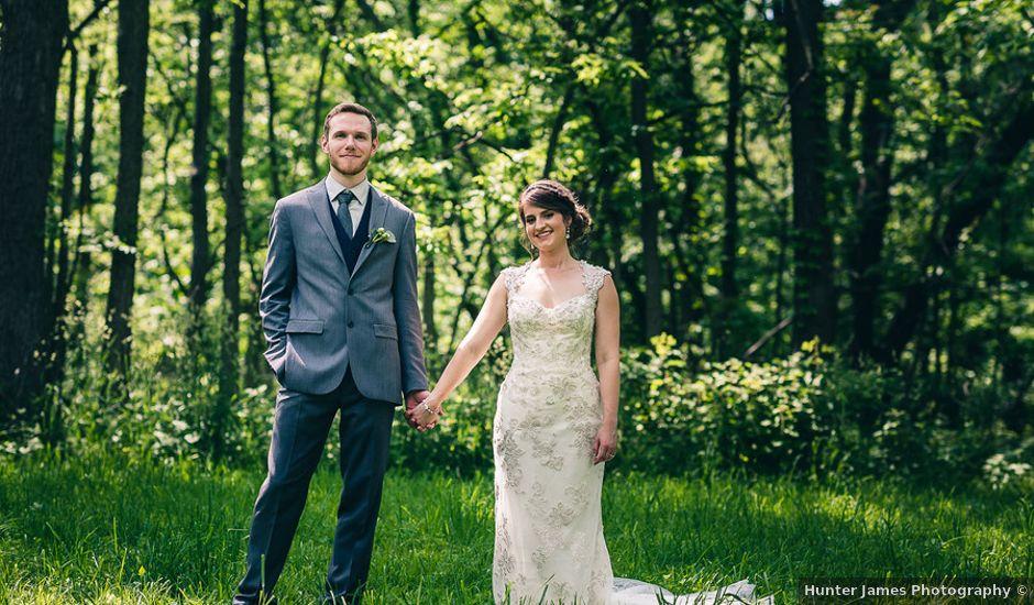 Kristine and Daniel's Wedding in Shenandoah Junction, West Virginia