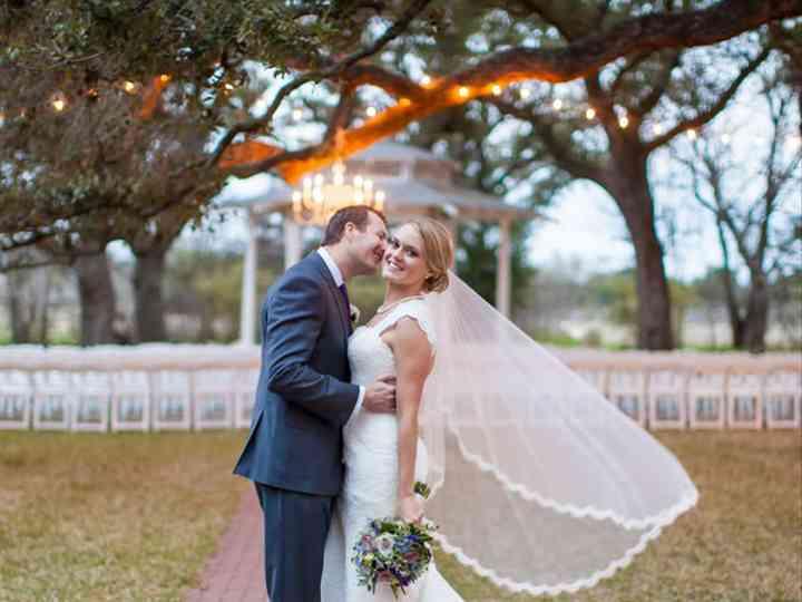 The wedding of Bo and Nikki