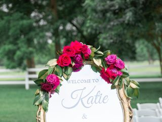 The wedding of Katie  and Travis  3