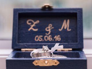 The wedding of Zak and Melissa 3