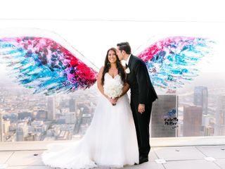 The wedding of Ashely and Matthew