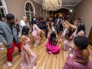 The wedding of Kyle and Keisha 1