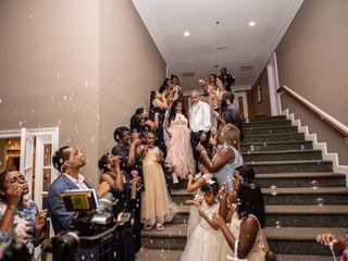The wedding of Kyle and Keisha 2