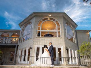 The wedding of Kyle and Keisha