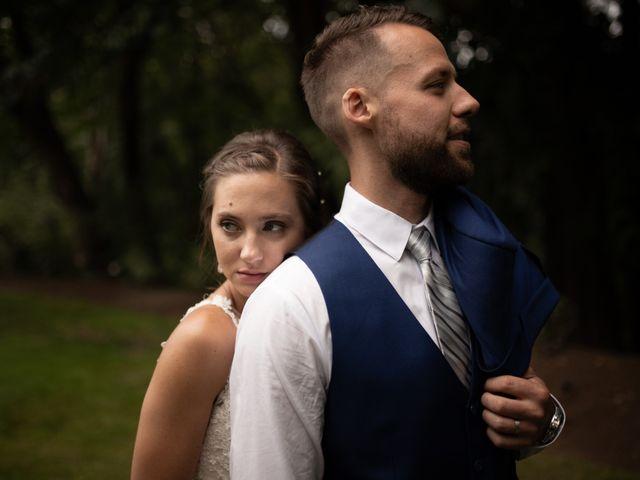The wedding of Dzenana and Shawn
