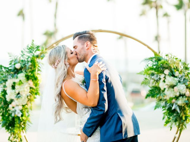 Crystal and Christien's Wedding in Huntington Beach, California 2