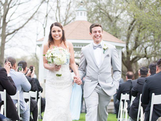 The wedding of Zak and Melissa
