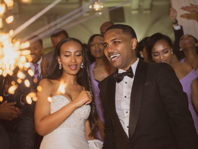 Naomi and Amsalu's Wedding in Dallas, Texas 7