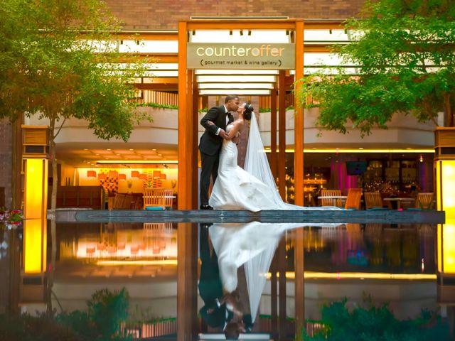 Naomi and Amsalu's Wedding in Dallas, Texas 8