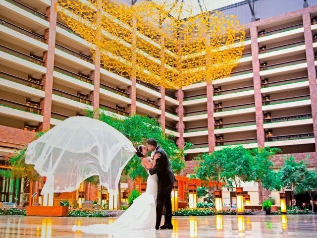 Naomi and Amsalu's Wedding in Dallas, Texas 9
