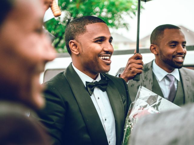 Naomi and Amsalu's Wedding in Dallas, Texas 10
