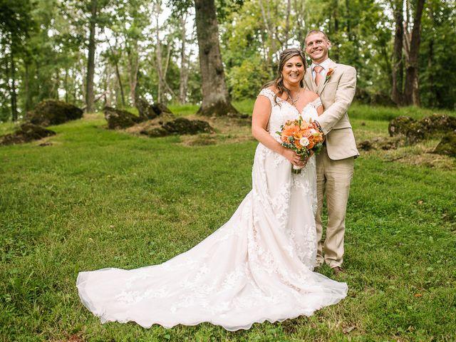 The wedding of Breighana and Nicholas