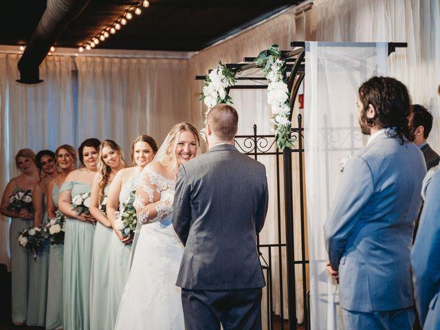 Conor and Alex's Wedding in Covington, Kentucky 7