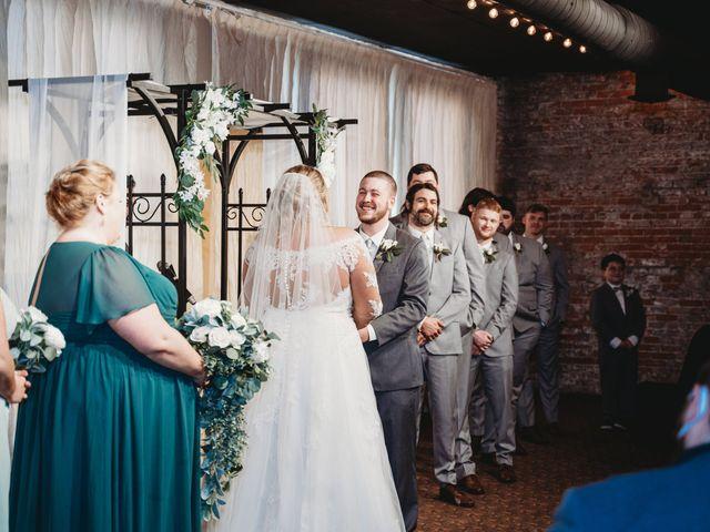 Conor and Alex's Wedding in Covington, Kentucky 8