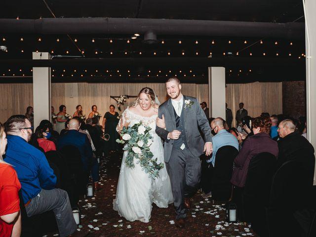Conor and Alex's Wedding in Covington, Kentucky 9