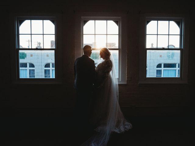Conor and Alex's Wedding in Covington, Kentucky 11