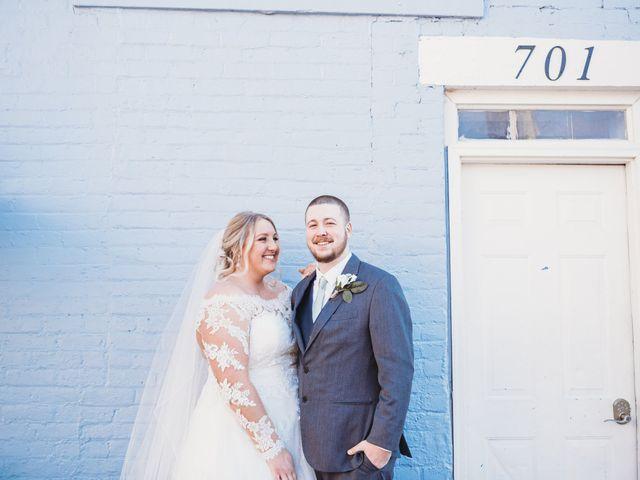 Conor and Alex's Wedding in Covington, Kentucky 12
