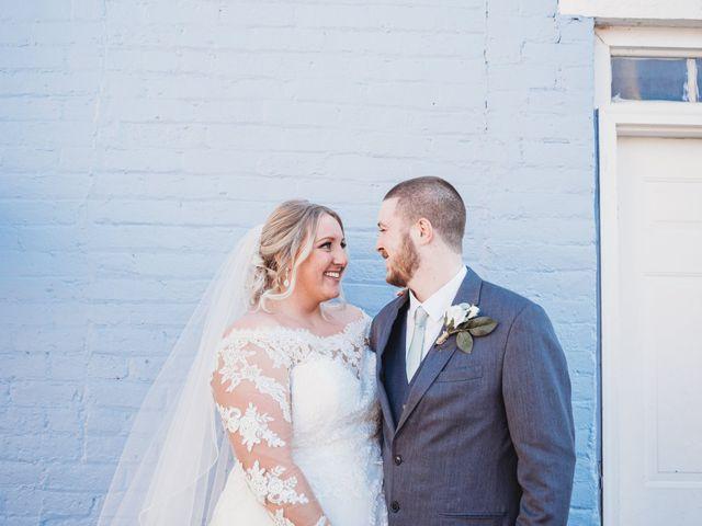 Conor and Alex's Wedding in Covington, Kentucky 13