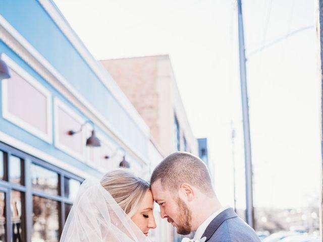 Conor and Alex's Wedding in Covington, Kentucky 14