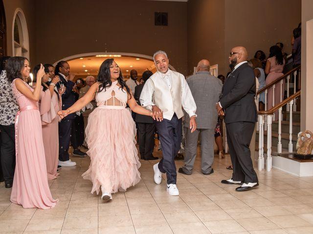 Keisha and Kyle's Wedding in Atlanta, Georgia 9