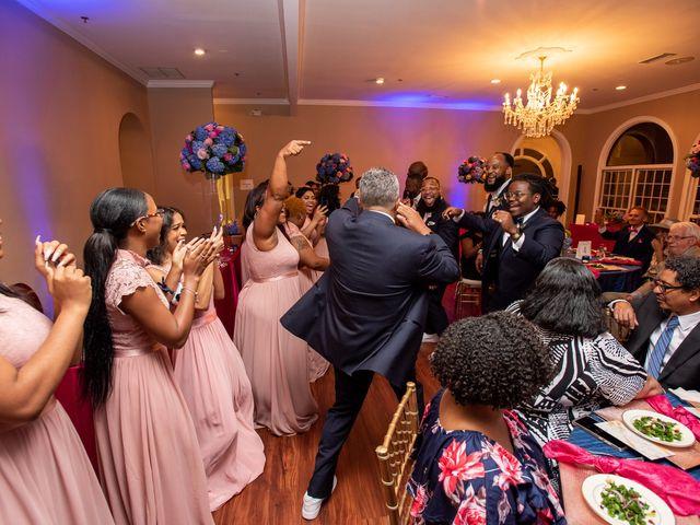 Keisha and Kyle's Wedding in Atlanta, Georgia 10