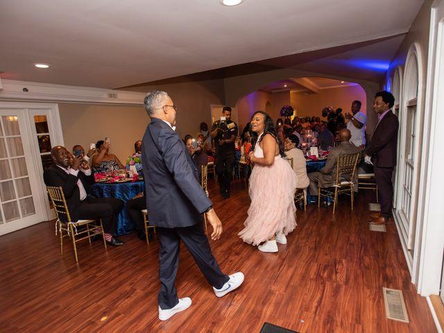 Keisha and Kyle's Wedding in Atlanta, Georgia 11
