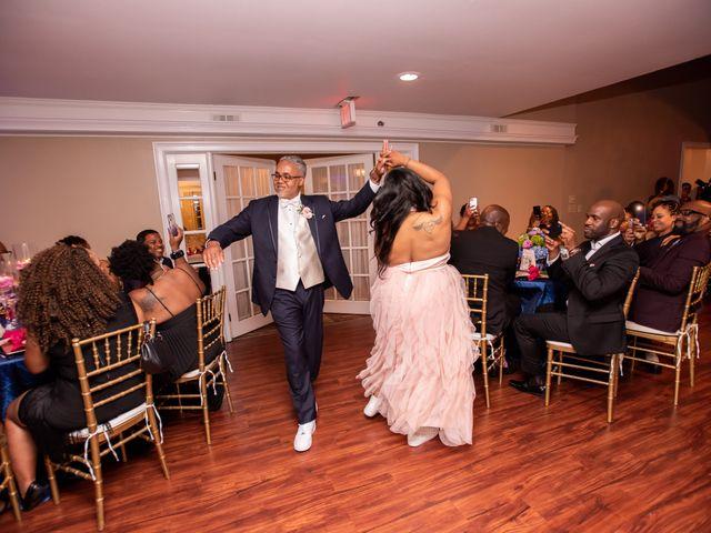 Keisha and Kyle's Wedding in Atlanta, Georgia 12