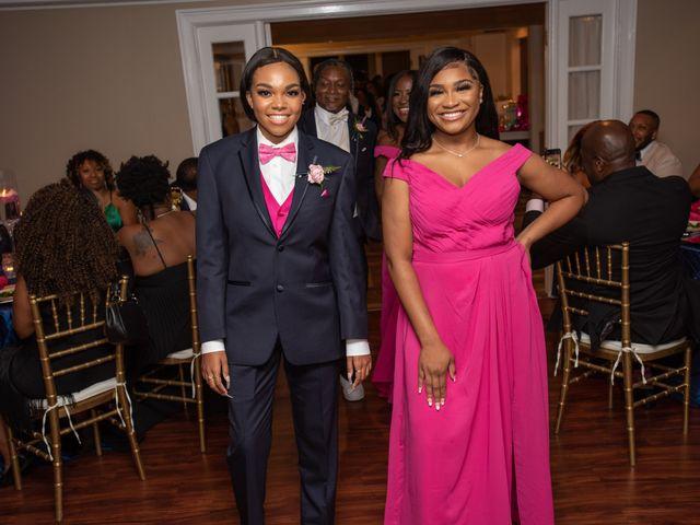 Keisha and Kyle's Wedding in Atlanta, Georgia 13