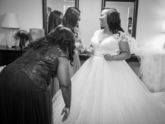 Keisha and Kyle's Wedding in Atlanta, Georgia 16