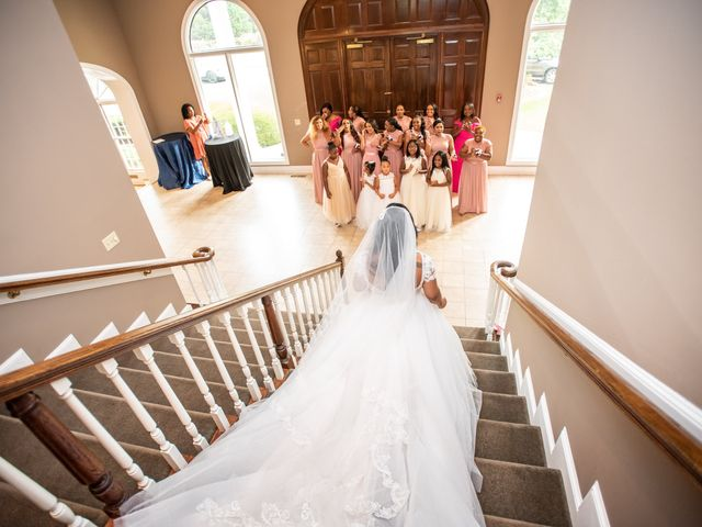 Keisha and Kyle's Wedding in Atlanta, Georgia 21