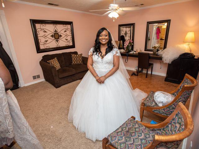 Keisha and Kyle's Wedding in Atlanta, Georgia 22