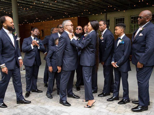 Keisha and Kyle's Wedding in Atlanta, Georgia 24