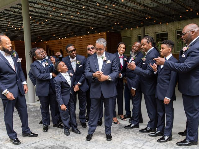 Keisha and Kyle's Wedding in Atlanta, Georgia 25