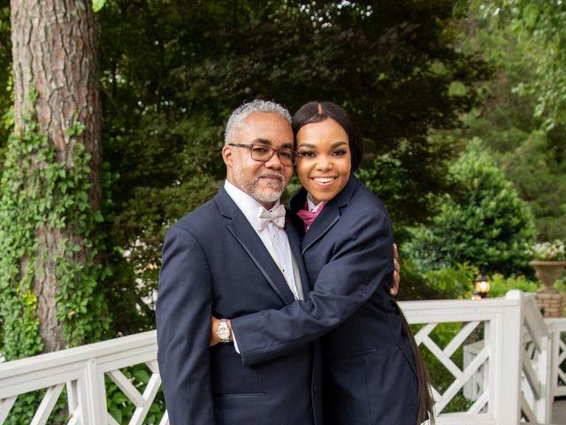 Keisha and Kyle's Wedding in Atlanta, Georgia 27