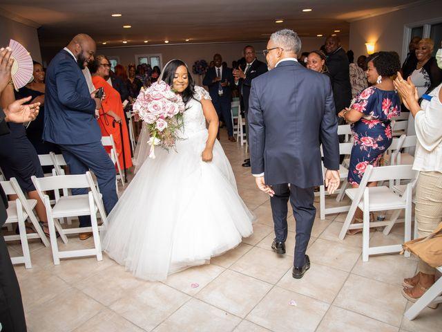Keisha and Kyle's Wedding in Atlanta, Georgia 30