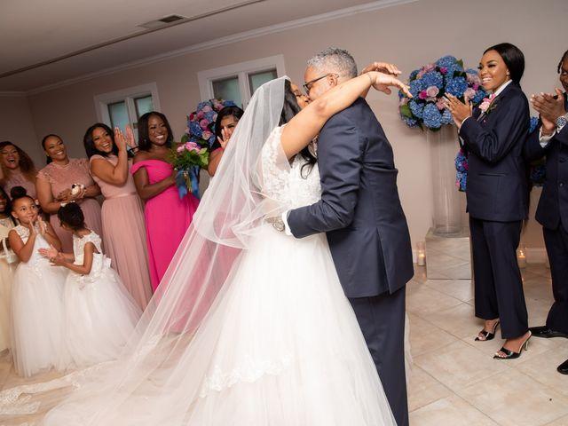 Keisha and Kyle's Wedding in Atlanta, Georgia 31