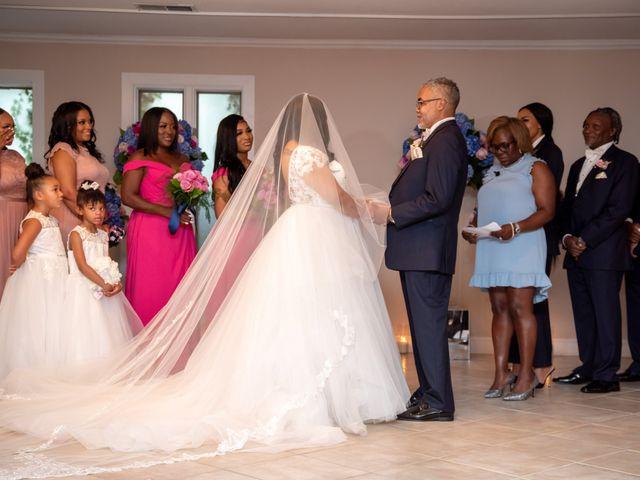 Keisha and Kyle's Wedding in Atlanta, Georgia 33