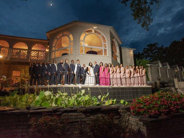 Keisha and Kyle's Wedding in Atlanta, Georgia 35
