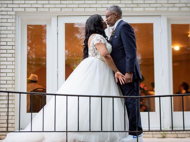 Keisha and Kyle's Wedding in Atlanta, Georgia 36