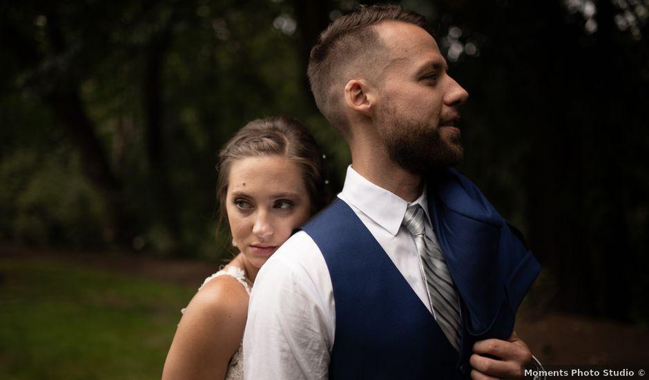 Shawn and Dzenana's Wedding in Snohomish, Washington