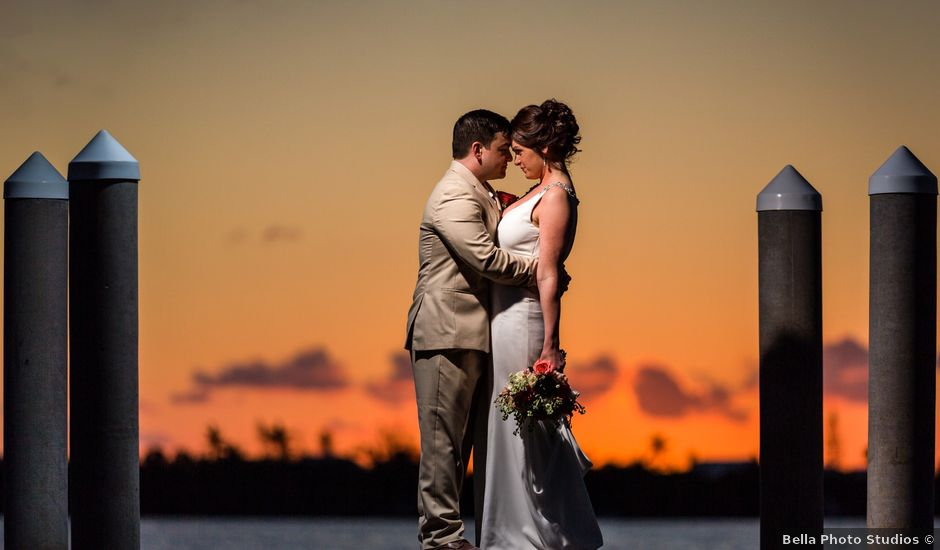 Joseph and Madelyn's Wedding in Key Largo, Florida