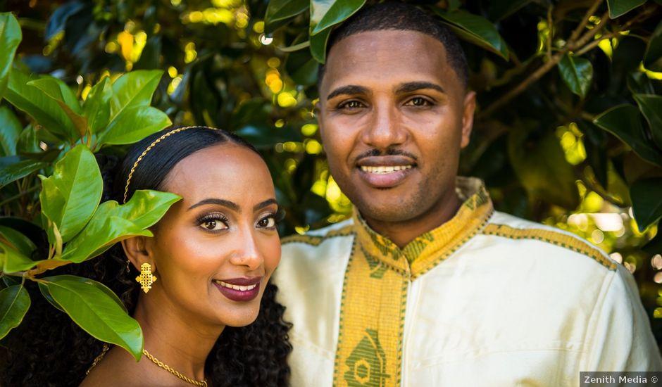 Naomi and Amsalu's Wedding in Dallas, Texas
