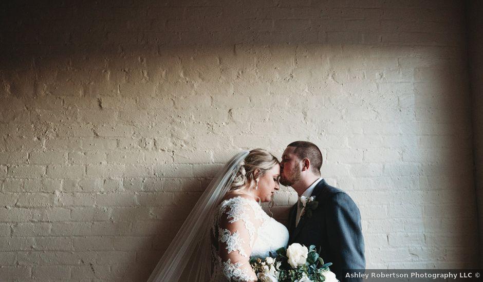 Conor and Alex's Wedding in Covington, Kentucky