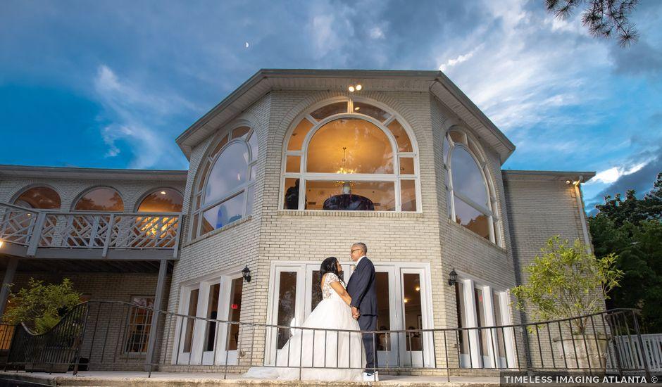 Keisha and Kyle's Wedding in Atlanta, Georgia