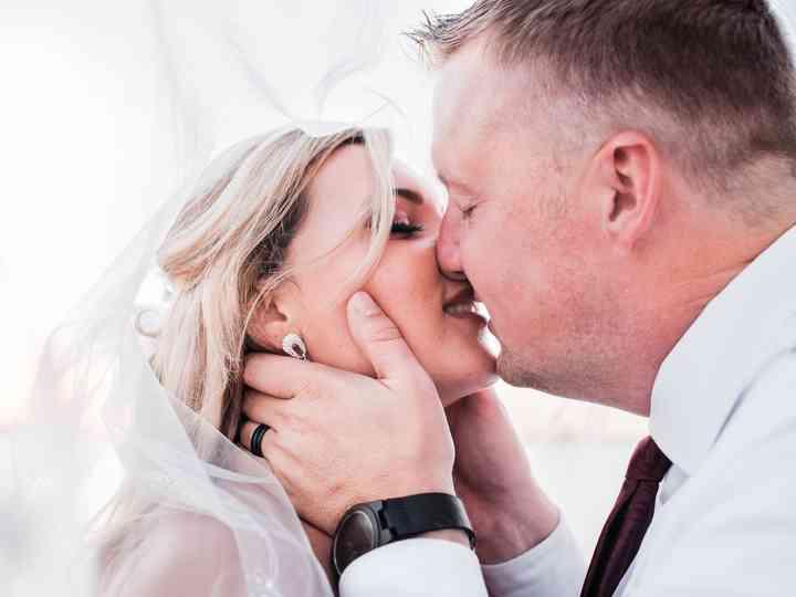The wedding of Errik and Kamrey