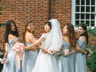 Weilin and Di Wang's Wedding in College Park, District of Columbia 3