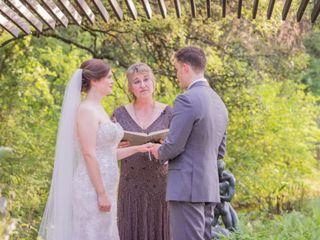 The wedding of Lindsay and Joel 2
