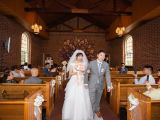 The wedding of Di Wang and Weilin 1