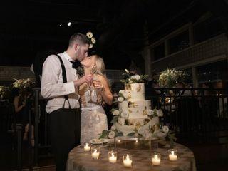 The wedding of Becca and Josh 1